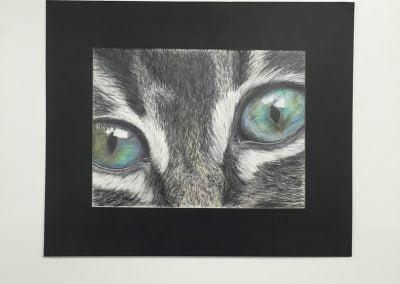 Lotta - Eyes (Age 16)