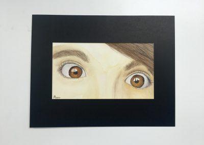 Alana - Eyes (Age 13)